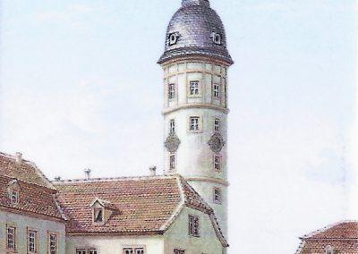 Weißer Turm Schnittspahn